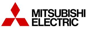 Logo Mitsubishi Electric - Partenaire Aprosios Energie