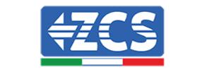 Logo ZCS Azzuro